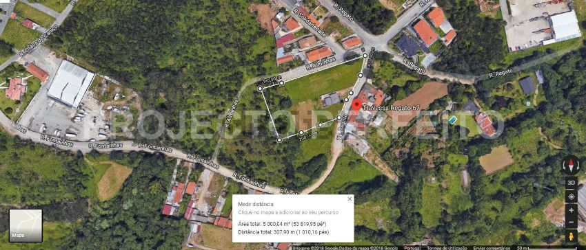 Land plot for sale in Canelas Vila Nova de Gaia