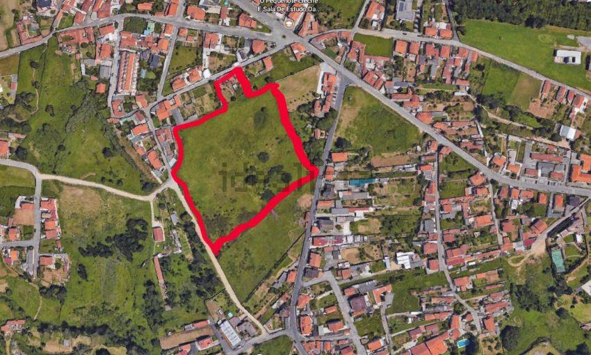 Land plot for sale rua Coteirinho 81 So Felix da Marinha Vila