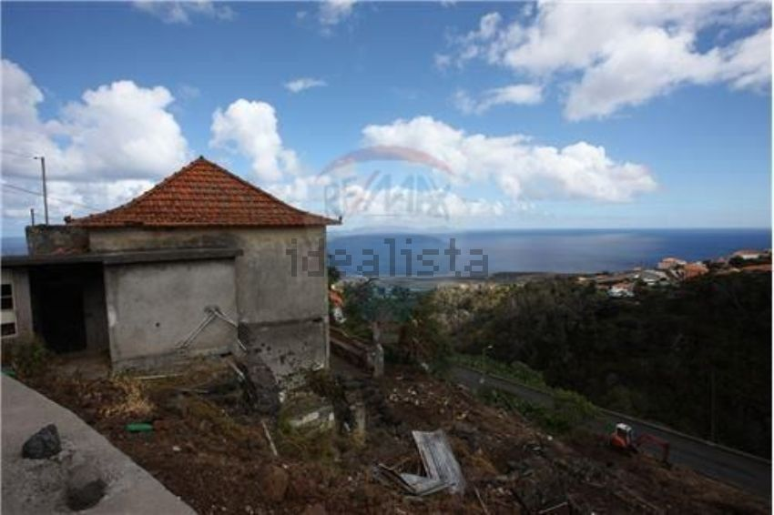 House Or Chalet For Sale In Agua De Pena Machico