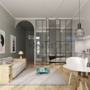 Apartamento na rua do Almada