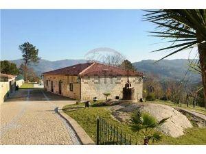 Casa rústica em Souto