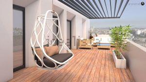 Penthouse em Doze Casas - Joaquim Urbano - Santos Pousada
