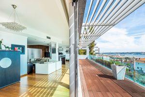 Penthouse em Linda-a-Velha