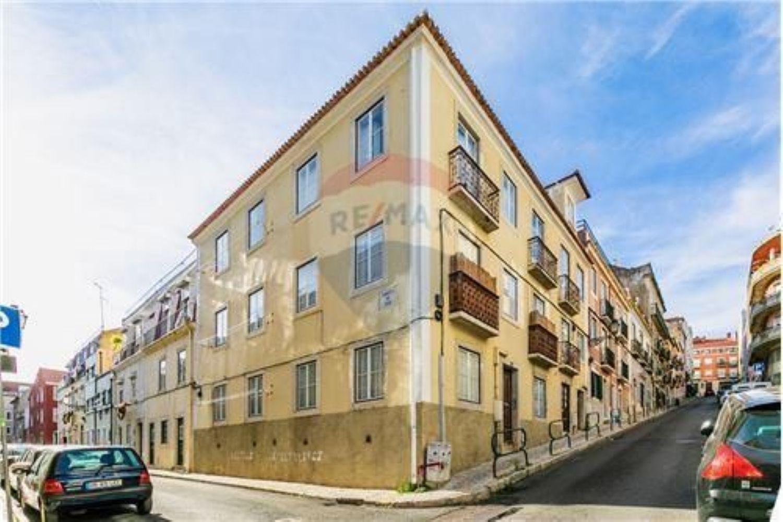 e886e61ed Imagem Vistas de prédio em rua Marcos Portugal s/n, Mercês, Misericórdia