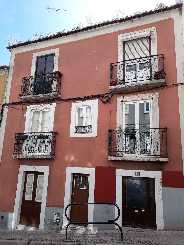 971af0906 Imagem Vistas de apartamento t1 em rua Marcos Portugal, 81, Mercês,  Misericórdia
